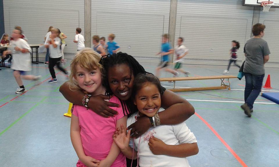 Spendenlauf der Mühlbachschule Schemmerhofen