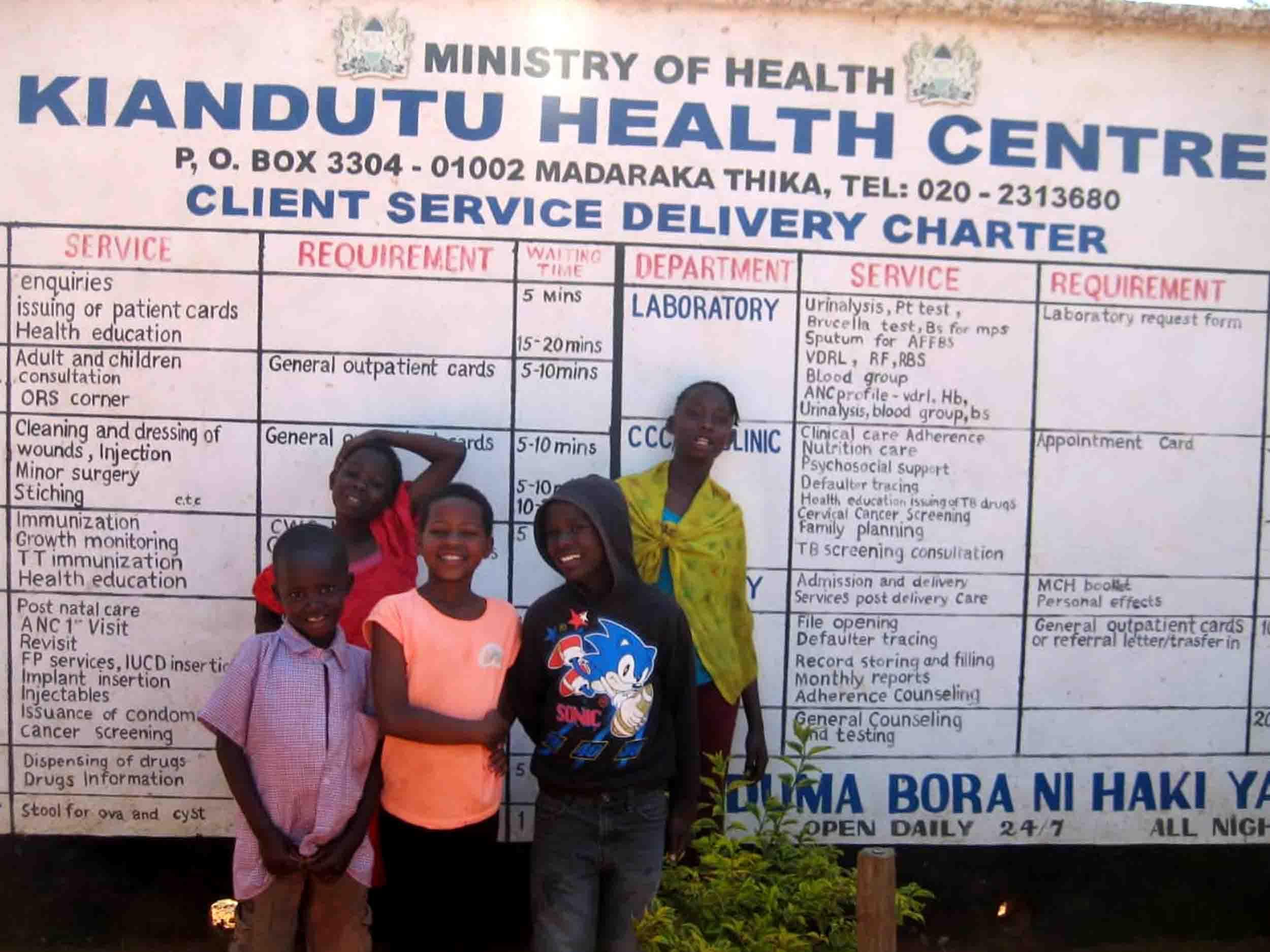 Jährlicher Gesundheits-Check-up