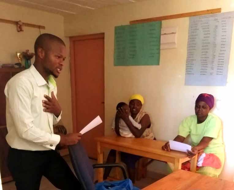 Meeting mit den Guardians: Gesundheitsfürsorge
