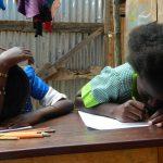 Änderung des Schulssystems in Kenia