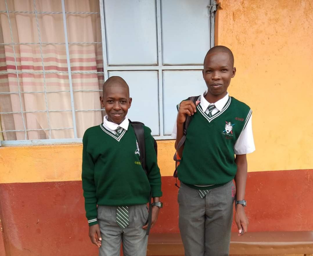 Ab heute gehen wieder alle Jiamini-Kinder zur Schule